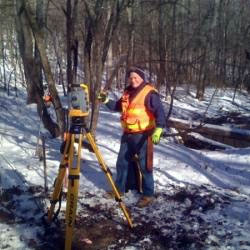 land surveyor atlanta Julian Grace Surveying picture